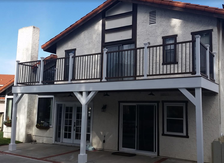 San Diego Decks Patios California Coast Builders Inc